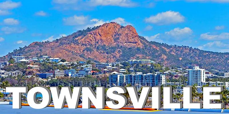 Townsville low